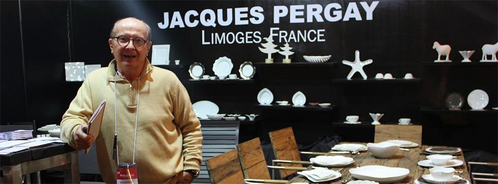 Jacques Pergay – ručně vyráběný porcelán